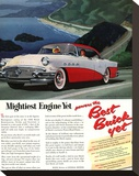 GM Buick-Mightiest Engine Yet