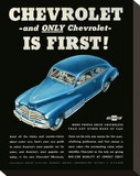GM Chevrolet is First
