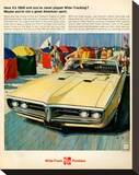 GM Pontiac - Here It's 1968…