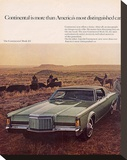 Lincoln 1969 Contntl Mark III
