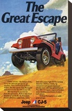 Jeep Cj-5 Renegade-Greatescape
