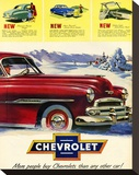 GM More People Buy Chevrolet