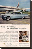 Lincoln 1959 Douglas: Design