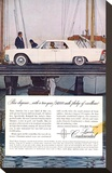 Lincoln 1961 Largest V-8