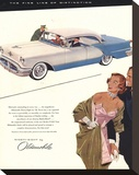 GM Oldsmobile - the Fine Line