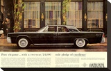 Lincoln 1961 Greater Luxury