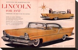 Lincoln 1957- Dramatically New