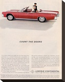 Lincoln 1962 - Count the Doors