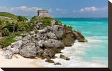 Tulum Mexico Beach Mayan Ruins
