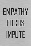 Empathy Focus Impute Philosophy Poster