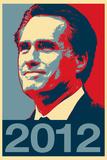 Mitt Romney 2012 Political Poster