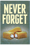 Never Forget - Snack Cakes
