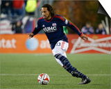 2014 MLS Playoffs: Nov 9  Columbus Crew vs New England Revolution - Jermaine Jones