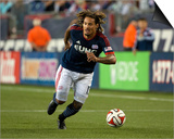 Sep 7  2014 - MLS: Chicago Fire vs New England Revolution - Jermaine Jones
