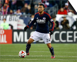 2014 MLS Playoffs: Nov 9  Columbus Crew vs New England Revolution - Lee Nguyen