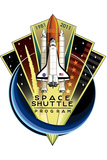 Space Shuttle Program 30th Anniversary 1981-2011 Poster