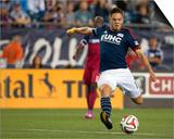 Sep 7  2014 - MLS: Chicago Fire vs New England Revolution - Kelyn Rowe