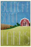 Support Small Farms Poster