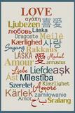 International Love Poster