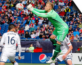 Mar 22  2014 - MLS: Vancouver Whitecaps vs New England Revolution - David Ousted