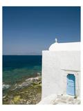 Coastal Church Mykonos Greece