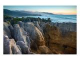 Rocks at Punakaiki New Zealand