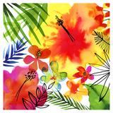 Jungle Hibiscus II