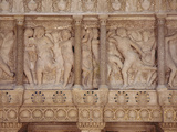 Detail from the Cantoria  C1433-38