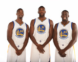 Golden State Warriors Media Day 2015