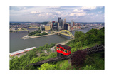 The Duquesne Incline  Pittsburgh  Pennsylvania