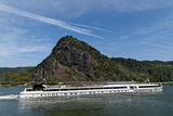 Lorelei River Rhine Germany