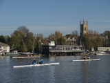 Hampton Church Scullers