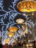 Regent Street Christmas Decorations