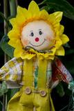 Sunflower Puppet