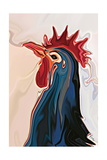 The Blue Rooster