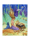 Treasure Chest Mermaid