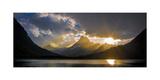 Swiftcurrent Lake Sundown Glacier N P