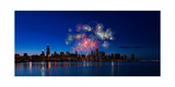 Chicago Lakefront Fireworks