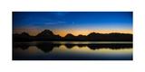 Jackson Lake Grand Tetons N P