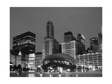 Chicago Black White