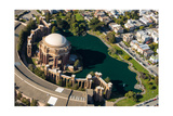 Palace of Fine Arts Aerial