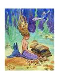 Vintage Mermaid