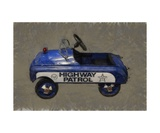 Antique Pedal Car V