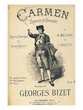 Bizet Opera Carmen Toreador