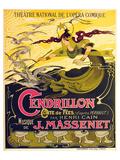 Massenet Opera Cendrillon