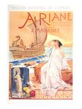 Massenet Opera Ariane