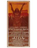 Verdi Opera Aida in Verona