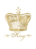 Crown King Golden White