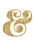 Ampersand Golden White