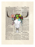 Cowskull Flowers
